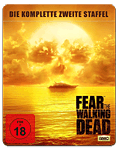 Fear the Walking Dead: Staffel 2 Box - Steelbook Edition Blu-ray (4 Discs)
