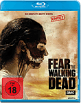 Fear the Walking Dead: Staffel 3 Blu-ray (4 Discs) (Blu-ray Filme)