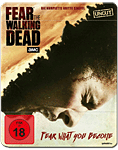 Fear the Walking Dead: Staffel 3 Box - Steelbook Edition Blu-ray (4 Discs)