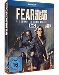 Fear the Walking Dead: Staffel 4 Blu-ray (4 Discs)