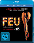 Feu: Crazy Horse Paris Blu-ray