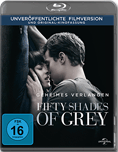 Fifty Shades of Grey 1: Geheimes Verlangen Blu-ray