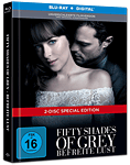 Fifty Shades of Grey 3: Befreite Lust - Limited Digibook Edition Blu-ray (2 Discs)