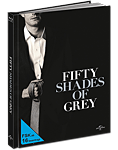 Fifty Shades of Grey: Geheimes Verlangen - Digibook L.E. Blu-ray (2 Discs)