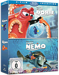 Findet Nemo + Findet Dorie - 2-Film Collection Blu-ray (2 Discs)