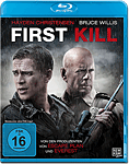 First Kill Blu-ray