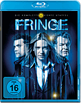 Fringe: Staffel 4 Box Blu-ray (4 Discs)