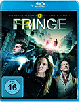 Fringe: Staffel 5 Box Blu-ray (3 Discs)