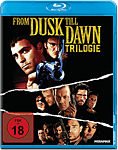 From Dusk Till Dawn - Trilogy Blu-ray (3 Discs) (Blu-ray Filme)
