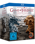 Game of Thrones: Staffel 1-7 Digipack Blu-ray (35 Discs)