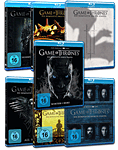 Game of Thrones: Staffel 1-7 Set Blu-ray (30 Discs) (Blu-ray Filme)