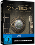 Game of Thrones: Staffel 1 Box - Steelbook Edition Blu-ray (5 Discs)