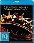 Game of Thrones: Staffel 2 Blu-ray (5 Discs) (Blu-ray Filme)