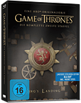 Game of Thrones: Staffel 2 Box - Steelbook Edition Blu-ray (5 Discs)