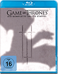 Game of Thrones: Staffel 3 Blu-ray (5 Discs) (Blu-ray Filme)