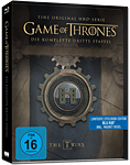 Game of Thrones: Staffel 3 Box - Steelbook Edition Blu-ray (5 Discs)