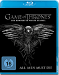 Game of Thrones: Staffel 4 Blu-ray (4 Discs) (Blu-ray Filme)