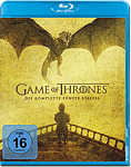 Game of Thrones: Staffel 5 Blu-ray (4 Discs) (Blu-ray Filme)
