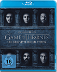 Game of Thrones: Staffel 6 Box Blu-ray (4 Discs) (Blu-ray Filme)