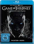 Game of Thrones: Staffel 7 Blu-ray (4 Discs) (Blu-ray Filme)