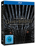 Game of Thrones: Staffel 8 - Erstauflage Blu-ray (3 Discs)