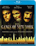 Gangs of New York - Special Edition Blu-ray