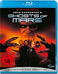 Ghosts of Mars Blu-ray