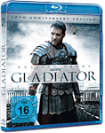 Gladiator - 10th Anniversary Edition Blu-ray (2 Discs)