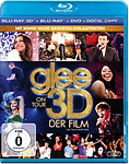 Glee on Tour - Der Film Blu-ray