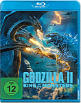 Godzilla II: King of the Monsters Blu-ray