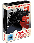 Godzilla - Die ultimative Collection Blu-ray (11 Discs)