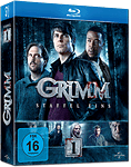 Grimm: Staffel 1 Box Blu-ray (6 Discs)