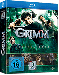 Grimm: Staffel 2 Box Blu-ray (5 Discs)