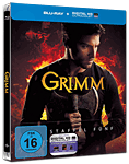 Grimm: Staffel 5 Box - Steelbook Edition Blu-ray (5 Discs)