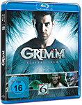 Grimm: Staffel 6 Box Blu-ray (3 Discs)