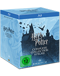Harry Potter - Collection Blu-ray (8 Discs) (Blu-ray Filme)