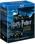 Harry Potter - Complete Collection Blu-ray (11 Discs)