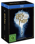 Harry Potter - Complete Collection Blu-ray (8 Discs) (Blu-ray Filme)
