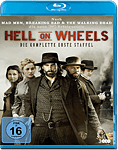 Hell on Wheels: Staffel 1 Box Blu-ray (3 Discs)