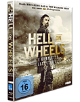 Hell on Wheels: Staffel 4 Box Blu-ray (4 Discs)