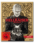 Hellraiser 1-3 Trilogy Blu-ray (3 Discs)