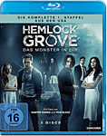 Hemlock Grove: Staffel 1 Box Blu-ray (3 Discs)