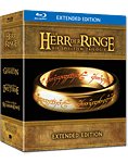 Herr der Ringe: Special Extended Trilogie Box Blu-ray (15 Discs) (Blu-ray)