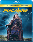 Highlander 1 - 30th Anniversary Edition Blu-ray