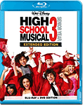 High School Musical 3: Senior Year - Extended Edition Blu-ray