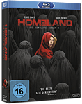 Homeland: Staffel 4 Blu-ray (3 Discs)