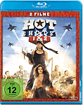 Hot Shots! 1+2 Blu-ray (2 Discs) (Blu-ray Filme)