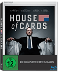 House of Cards: Staffel 1 Box Blu-ray (4 Discs) (Blu-ray Filme)