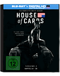 House of Cards: Staffel 2 Box Blu-ray (4 Discs) (Blu-ray Filme)