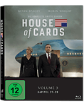 House of Cards: Staffel 3 Box Blu-ray (4 Discs) (Blu-ray Filme)